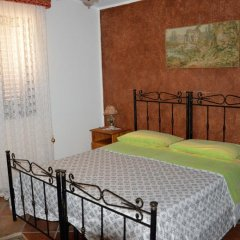 Отель B&B Falconara Бутера комната для гостей фото 3