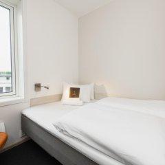 Отель Smarthotel Oslo 3* Стандартный семейный номер с двуспальной кроватью фото 3