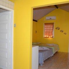 Отель Portal das Cores 3* Стандартный номер с различными типами кроватей фото 10