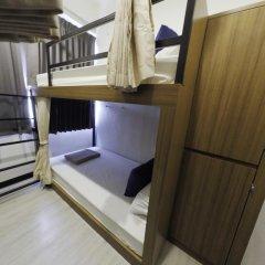 Pier 49 Hostel Кровать в общем номере с двухъярусной кроватью фото 14