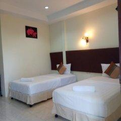 Отель Wattana Bungalow Стандартный номер с различными типами кроватей фото 12