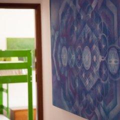 Отель Surf Yoga Ericeira Guest House удобства в номере