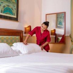 Отель Milton Roma 4* Представительский люкс фото 9