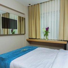 History Hotel Istanbul 2* Стандартный номер с различными типами кроватей