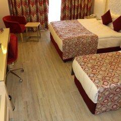 Sunmelia Beach Resort Hotel & Spa Турция, Чолакли - 3 отзыва об отеле, цены и фото номеров - забронировать отель Sunmelia Beach Resort Hotel & Spa - All Inclusive онлайн комната для гостей фото 12