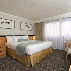 Miyako Hotel Los Angeles 3* Номер Делюкс с различными типами кроватей фото 4