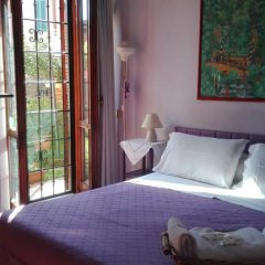 Отель B&b Al Giardino Di Alice 2* Стандартный номер фото 35