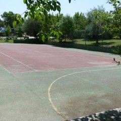 Отель Casas de Campo da Quinta Entre Rios спортивное сооружение