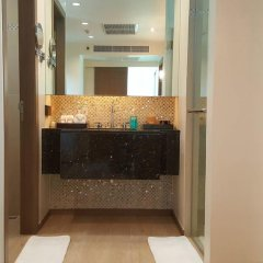 Отель PP Princess Pool Villa Таиланд, Краби - отзывы, цены и фото номеров - забронировать отель PP Princess Pool Villa онлайн ванная