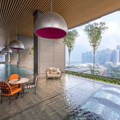 JW Marriott Hotel Singapore South Beach Люкс повышенной комфортности с различными типами кроватей фото 3