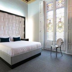 Отель Amra Barcelona Gran Via 3* Стандартный номер с различными типами кроватей фото 11