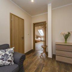 Отель Aparthotel Lublanka 3* Люкс с различными типами кроватей фото 17