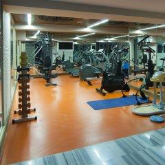 Отель Yasmak Sultan фитнесс-зал фото 2