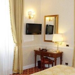 Отель Villa Pinciana 4* Стандартный номер с двуспальной кроватью фото 4