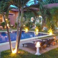 Отель Pictory Garden Resort 3* Стандартный номер с двуспальной кроватью фото 16