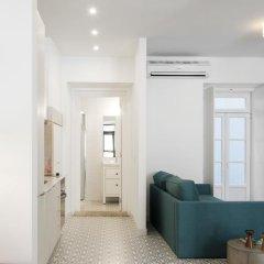 Апартаменты Lisbon Serviced Apartments - Castelo S. Jorge Студия с различными типами кроватей фото 4