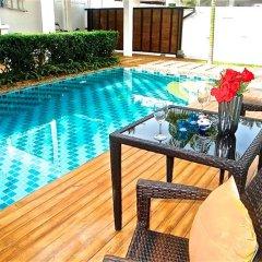 Отель CUBE 3 bedrooms Villa бассейн фото 3