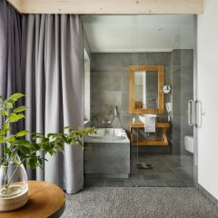 Отель Villa Nova Закопане ванная фото 2