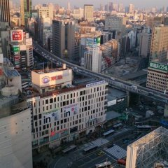 Shibuya Excel Hotel Tokyu 4* Стандартный номер фото 17