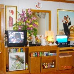 Отель Lamai Guesthouse 3* Улучшенный номер с различными типами кроватей фото 6