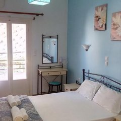 Galini Hotel Стандартный номер с различными типами кроватей фото 18