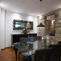 Отель Ribeira flats mygod 4* Апартаменты разные типы кроватей фото 16