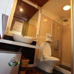 Отель Bai Tu Long Junks ванная