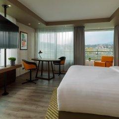 Budapest Marriott Hotel балкон