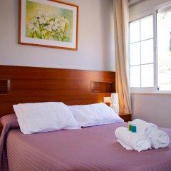 Отель Hostal La Muralla Стандартный номер с различными типами кроватей фото 13