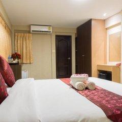Отель NRC Residence Suvarnabhumi 3* Номер Делюкс с различными типами кроватей фото 7