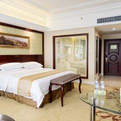 Vienna International Hotel Zhongshan Kanghua Road 4* Номер Делюкс с различными типами кроватей фото 2