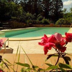 Отель Villa Le Balze Реггелло бассейн