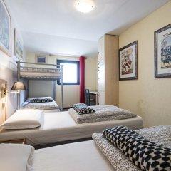 Villa Saint Exupéry Beach - Hostel Кровать в общем номере с двухъярусной кроватью фото 8