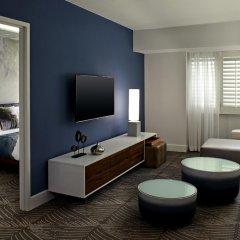 Отель W Los Angeles - West Beverly Hills 4* Стандартный номер с различными типами кроватей фото 4
