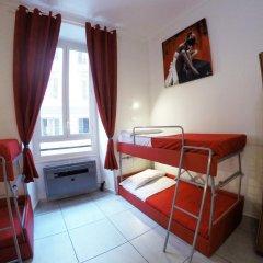 Palladini Hostel Rome Номер Делюкс с различными типами кроватей