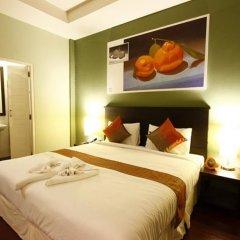 Отель Orange Tree House 2* Стандартный номер с различными типами кроватей фото 12