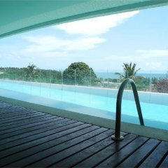 Отель Sunset Plaza Karon 2 bedrooms Nice Sea View бассейн фото 2