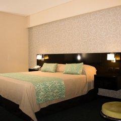 Gala Hotel y Convenciones 3* Номер Делюкс с двуспальной кроватью фото 4