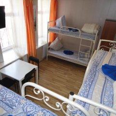 Люси-Отель Кровать в мужском общем номере с двухъярусной кроватью фото 11