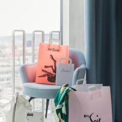 Placid Hotel Design & Lifestyle Zurich 4* Стандартный номер с различными типами кроватей фото 34