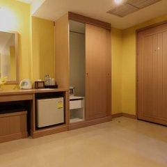 Ansino Bukit Hotel 3* Улучшенный номер двуспальная кровать фото 30