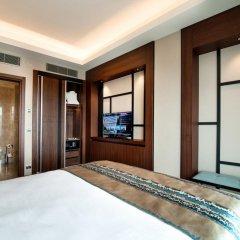 Clarion Hotel Golden Horn 5* Номер Делюкс с различными типами кроватей фото 9