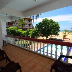 Отель Topaz Beach 3* Стандартный семейный номер с двуспальной кроватью фото 2