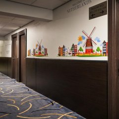 Отель Belfort Hotel Нидерланды, Амстердам - 8 отзывов об отеле, цены и фото номеров - забронировать отель Belfort Hotel онлайн интерьер отеля фото 3