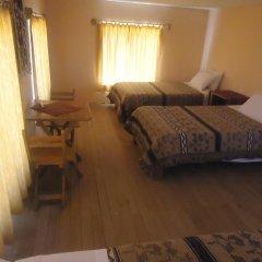 Отель Titicaca Lodge 2* Стандартный номер с различными типами кроватей фото 4