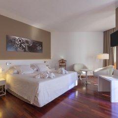Отель URH Ciutat de Mataró 4* Стандартный номер двуспальная кровать фото 6