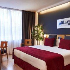 Отель Ayre Hotel Caspe Испания, Барселона - 8 отзывов об отеле, цены и фото номеров - забронировать отель Ayre Hotel Caspe онлайн комната для гостей фото 3