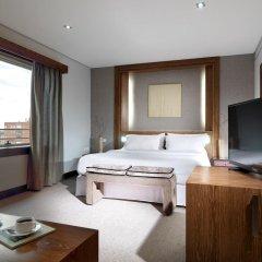 Отель Eurostars Suites Mirasierra 5* Люкс разные типы кроватей фото 2
