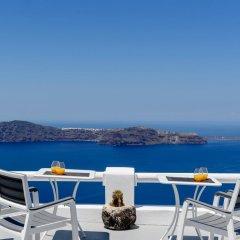 Отель Abyssanto Suites & Spa пляж фото 2