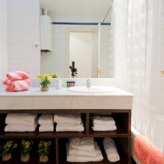 Отель Apartamentos Plaza Santa Ana Мадрид ванная